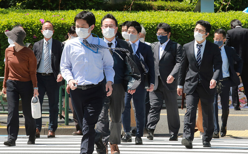 Japan has declared a state of emergency in four prefectures in response to the spike in Covid-19 cases