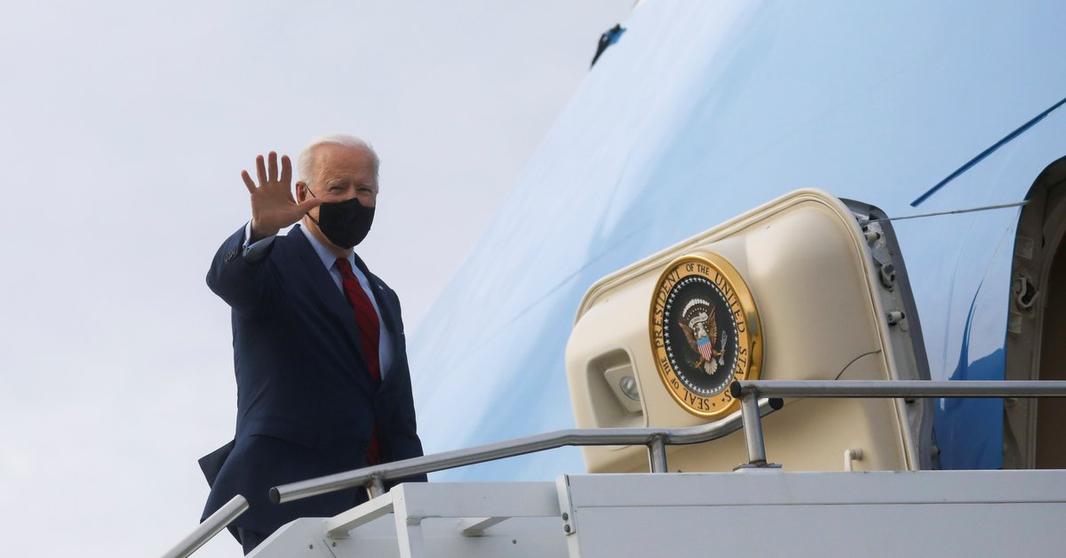 Joe Biden will attend the G7 summit in the UK in June: this will be his first trip abroad as President of the United States.