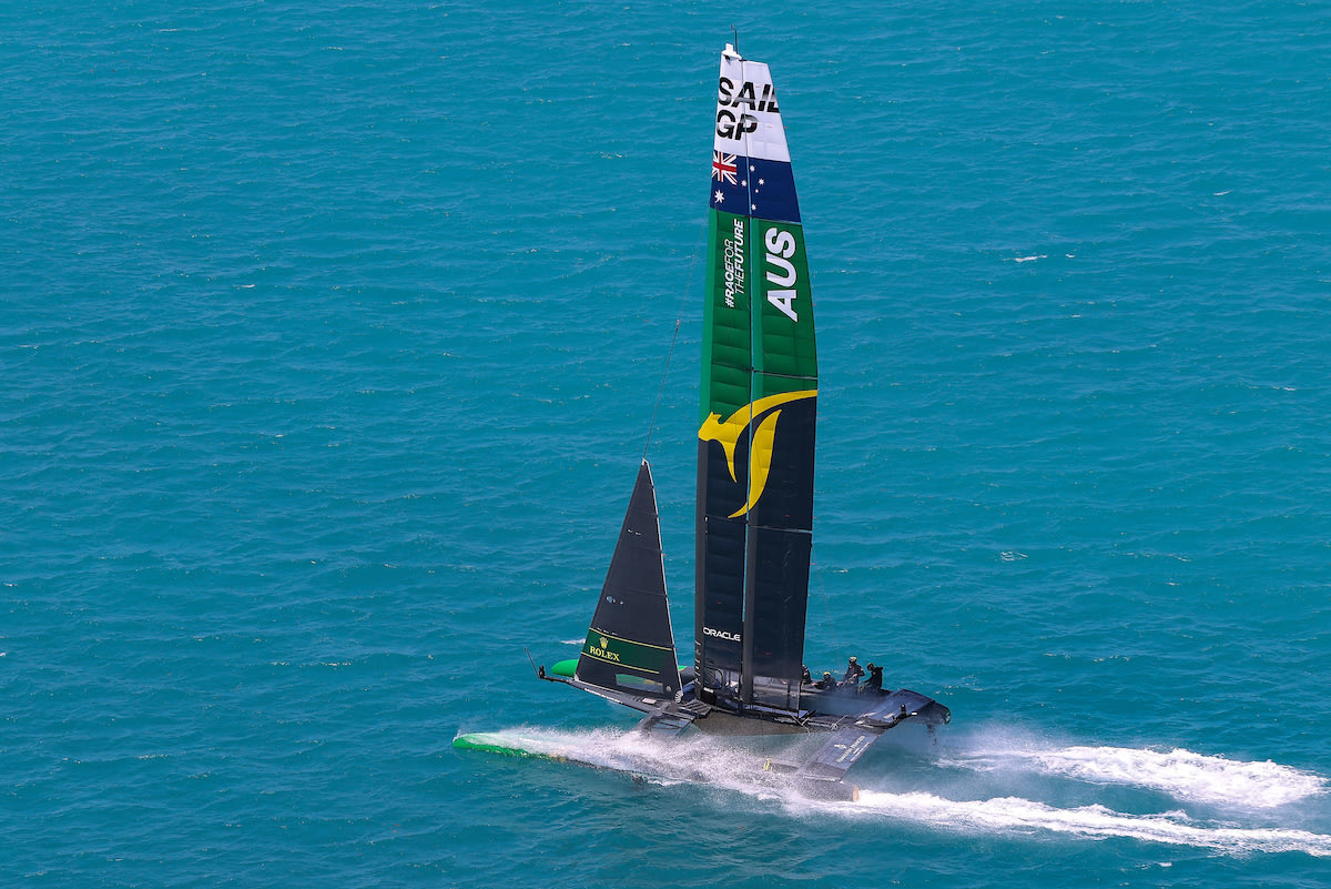 Sail – Australia dominates the Bermuda Grand Prix for Sailing – Nautica Tembo Windjuru