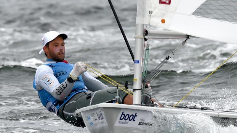Sailing – Hamburg – Winning the sail for world champion Philippe Pohl in Portugal – sport