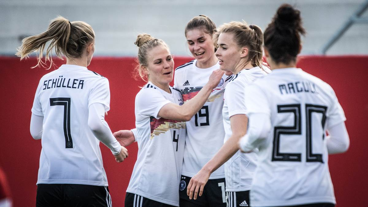 After a quick victory over Australia: The DFB women defeated Norway