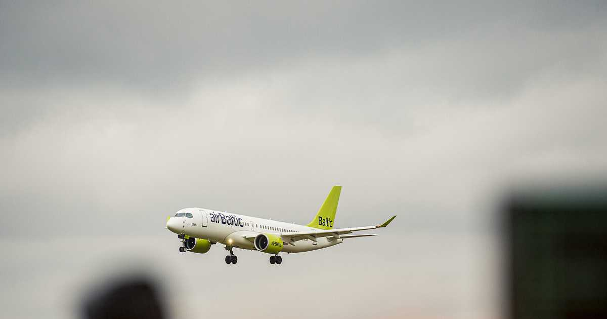 AirBaltic will launch scheduled flights from Riga to Valencia in Spain, Pisa in Italy and Kos in Greece starting in July.