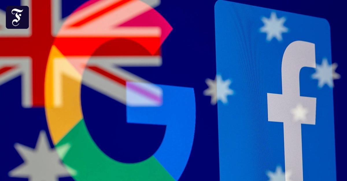 Australia passes media law that Facebook has criticized