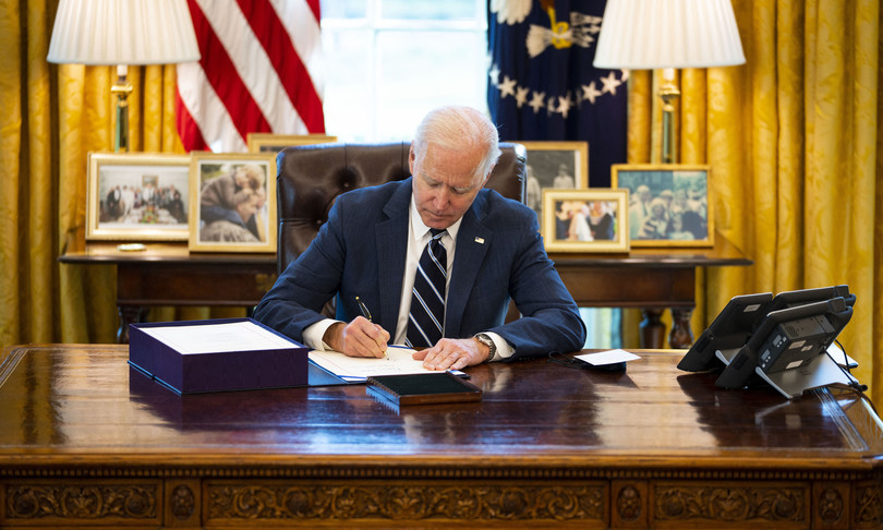 Biden hard line and sanctions in Moscow for cyber intervention and attack