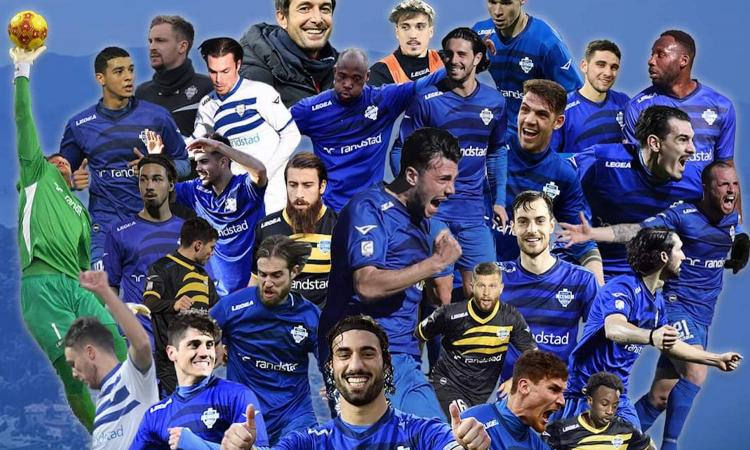 Como returns, b: 2-1, defeated Alessandria in the direct match, the decisive bomber, Gabrieloni  Other Italian championships