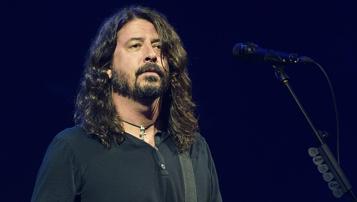 Dave Grohl will star in a TV series (with his mom)