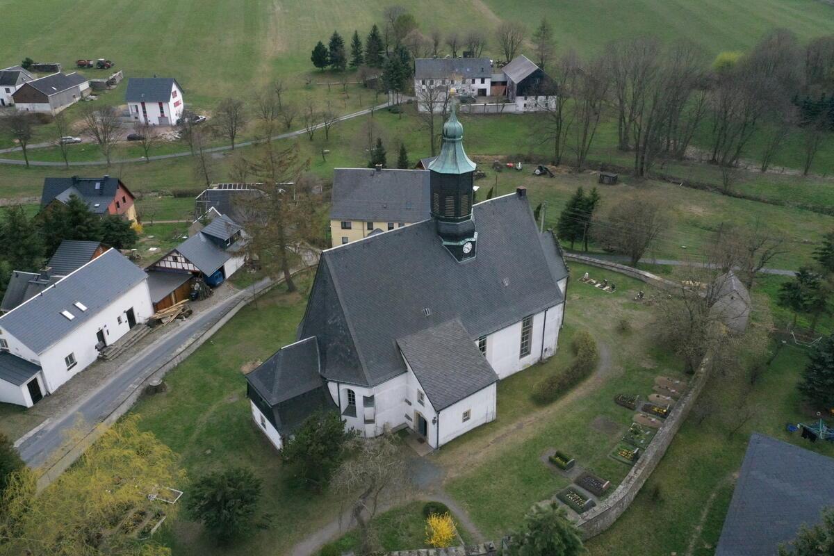 Easter services in Al-Tanberg |  Sächsische.de