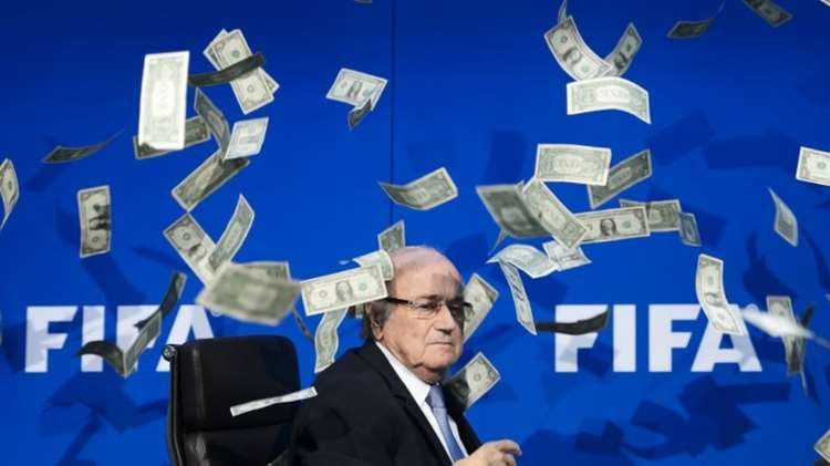 FIFA files a complaint in Switzerland against Blatter