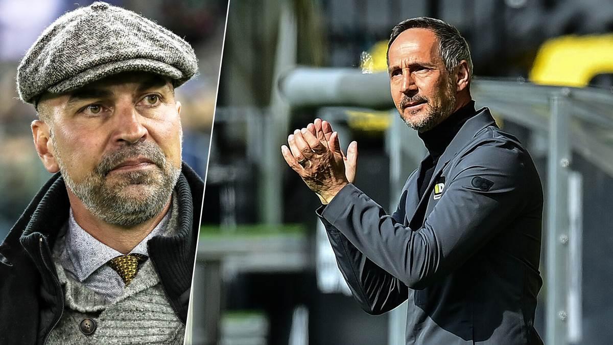 "Fellow Coach Babel: ""A humanitarian disappointment"" when Hatter left Frankfurt"