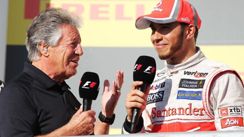 "Formula 1 - Lewis Hamilton criticized by Mario Andretti: ""Formula 1 should remain a pure sport"""