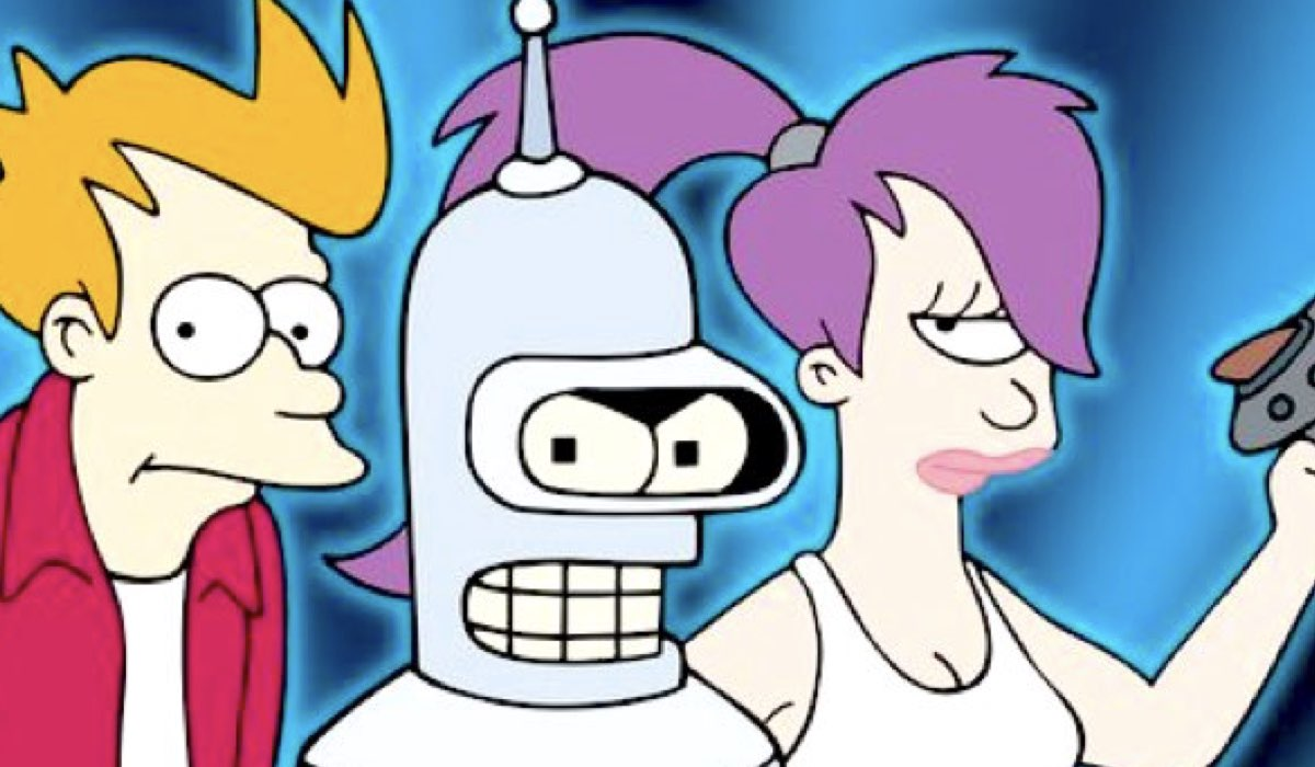 Futurama in Flow Where to see the series in Italian