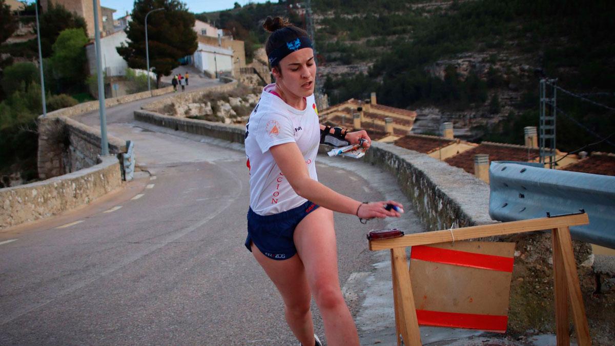 Marina Garcia will participate in the European Championships in Switzerland