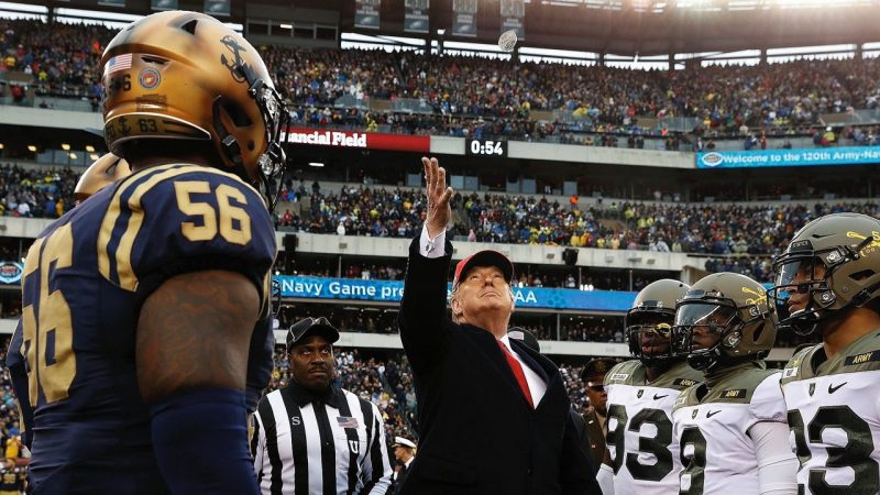 NBA, NFL, NHL: American sports suffer from Donald Trump's legacy