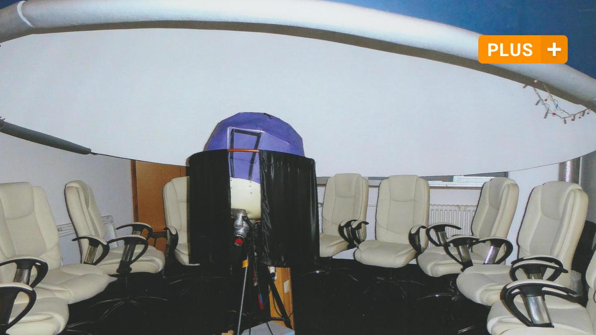 Oettingen: Planetarium: Solutions for a new site have been found