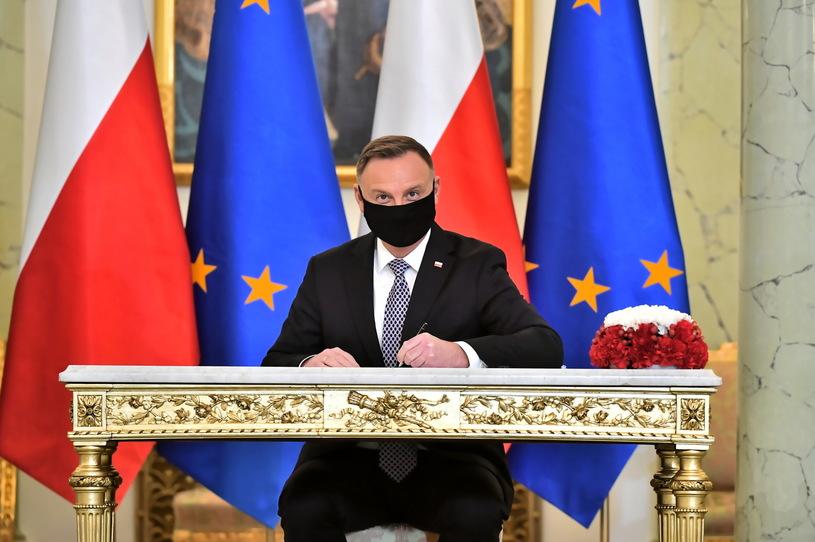 Andrzej Duda / PAP, Andrzej Lange / PAP