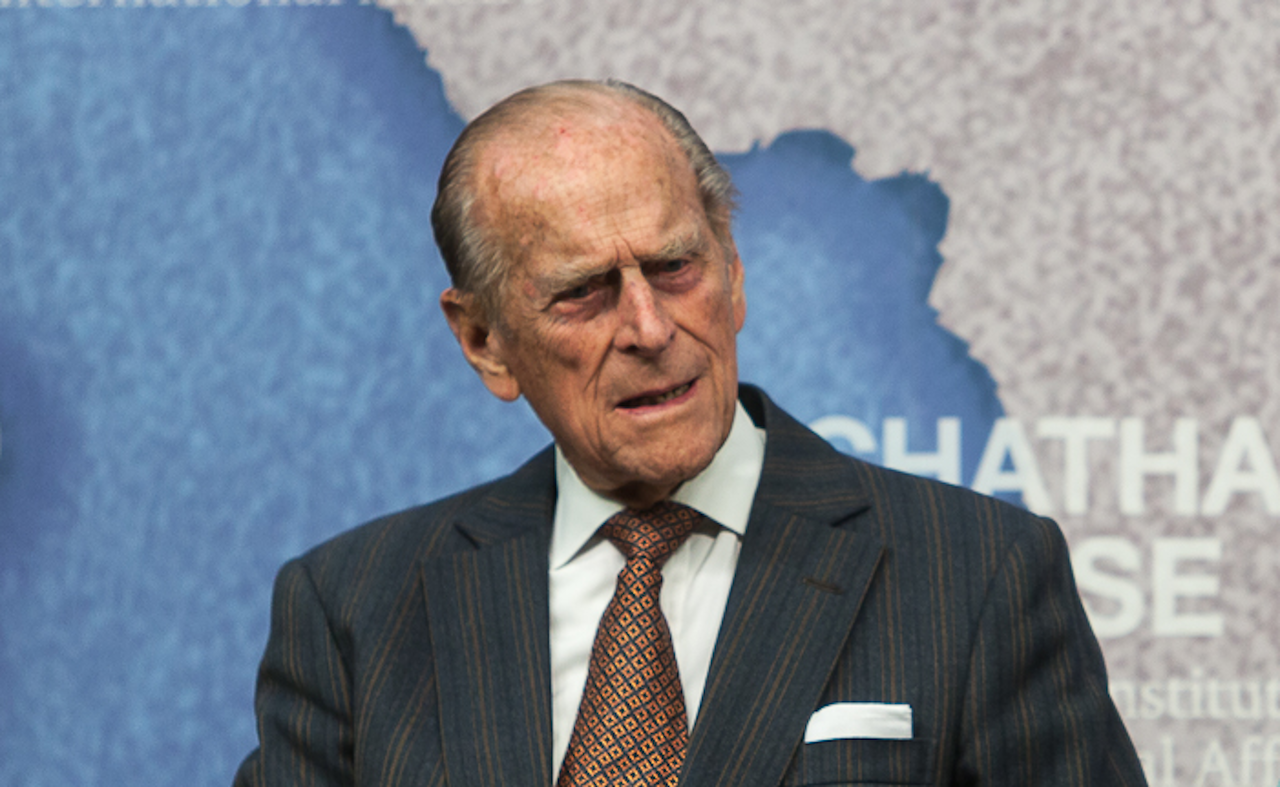 Prince Philip dominates television: exhausted Britons, recording complaints for the BBC