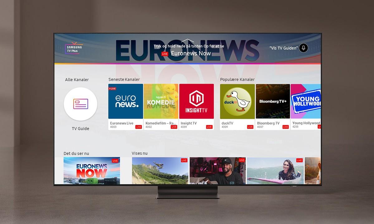 Rakuten TV brings new channels to Samsung TV Plus