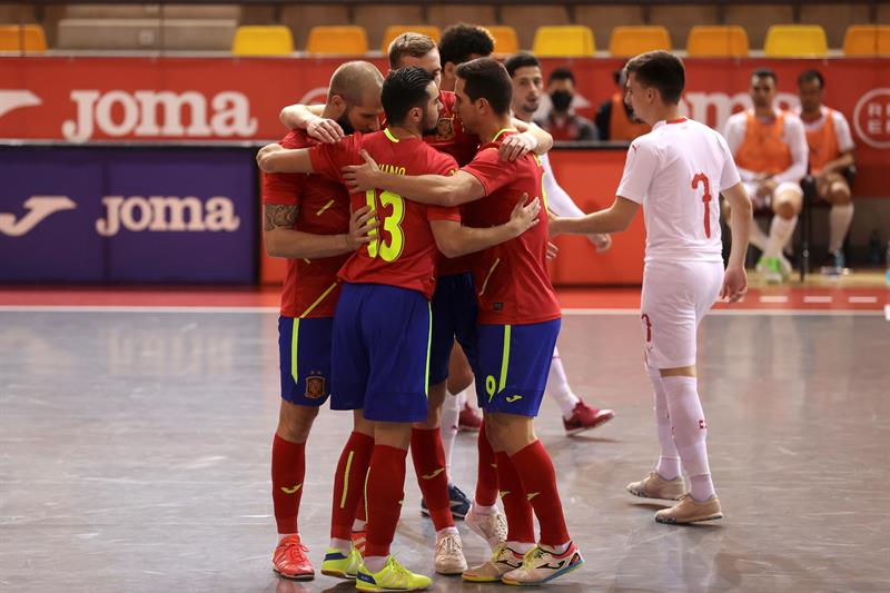 Spain scores Switzerland with 14 to confirm its full victories
