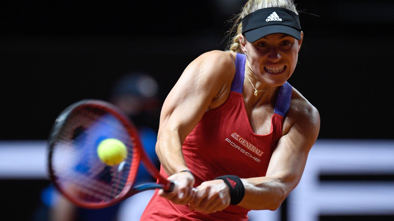 Tennis News: WTA: Angelique Kerber wins first in Stuttgart |  Tennis News