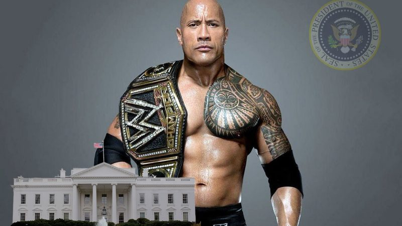 The Rock opens up the possibility of becoming President of the United States: 'It would be an honor'