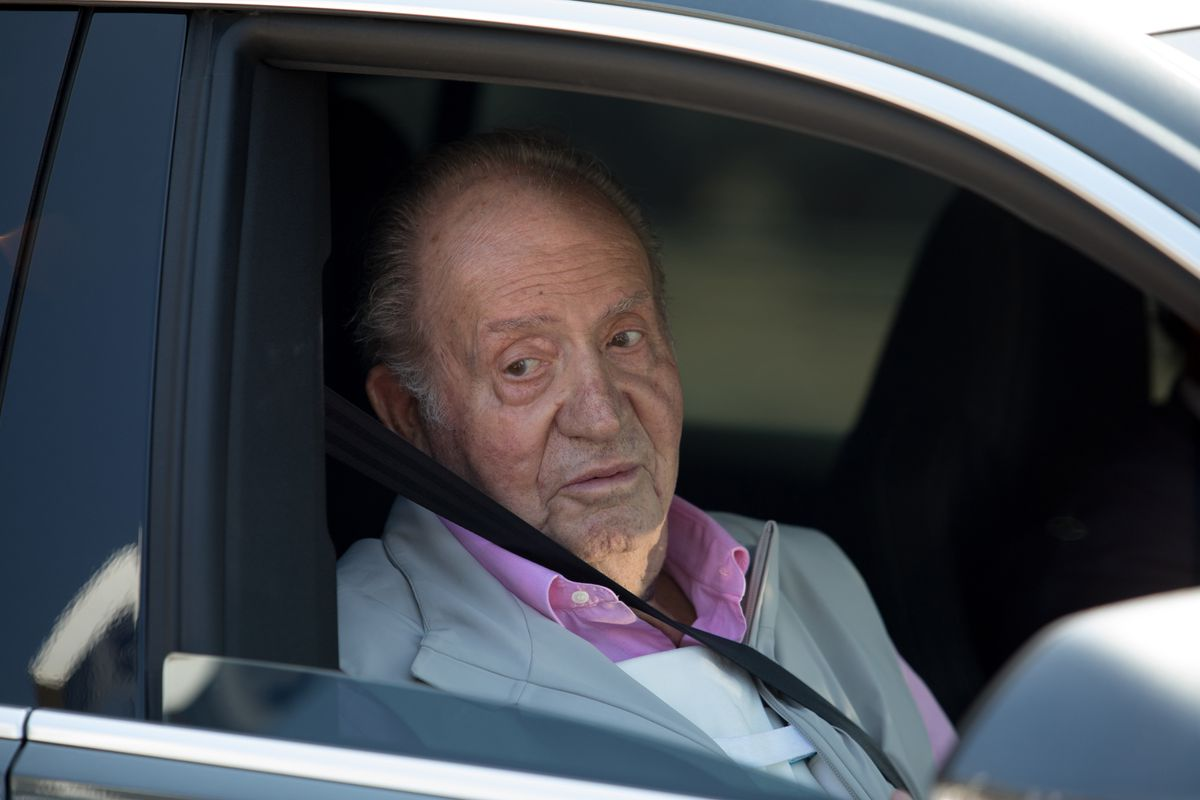The Swiss Honorary King's Wealth That Faded |  Spain