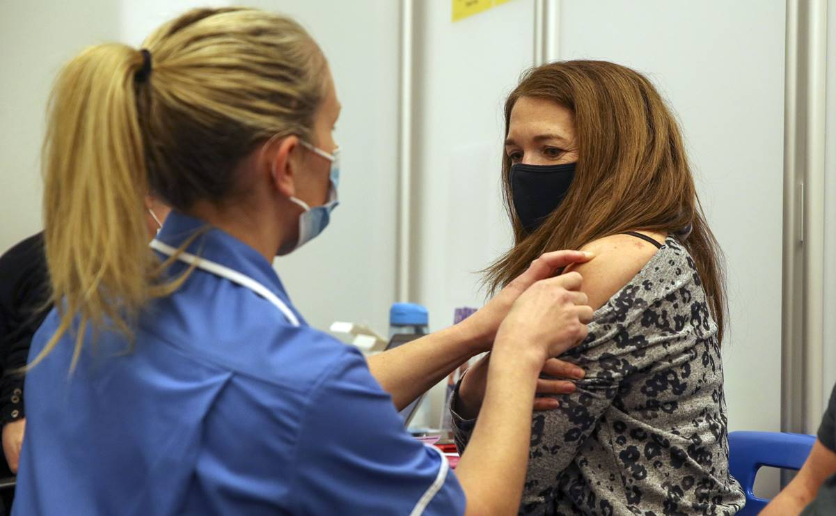 The UK has vaccinated more than 50% of its population against Covid-19