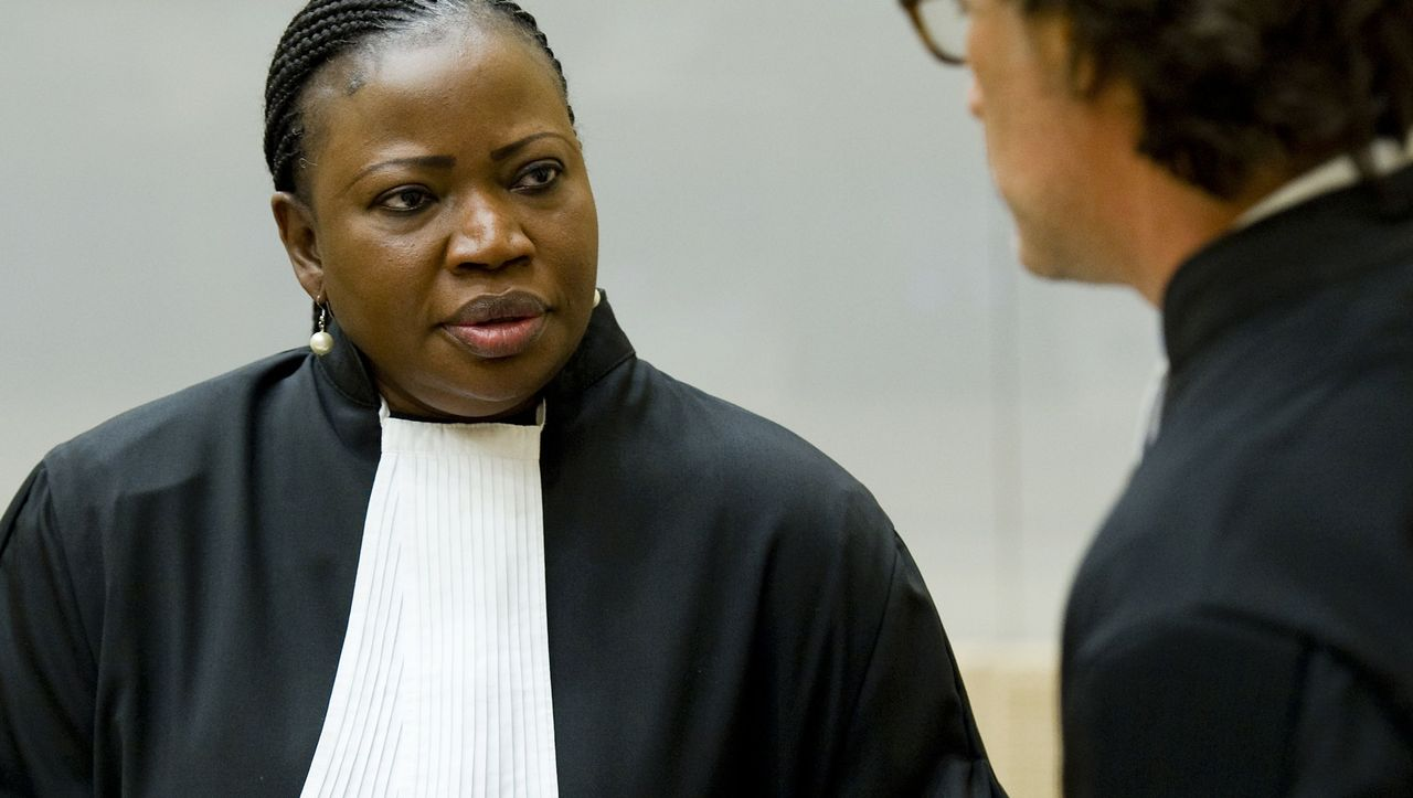The United States lifts the penalties for the International Criminal Court