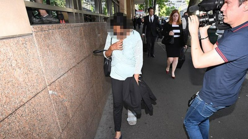 They arrested a couple who enslaved a migrant in Australia - Noticieros Televisa