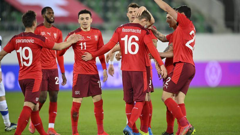 Third victory in Game Three: Switzerland beat Finland 3-2