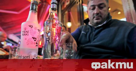 Turkey angry: Erdogan imposes a ban on alcohol sales – News from Fakti.bg – the world