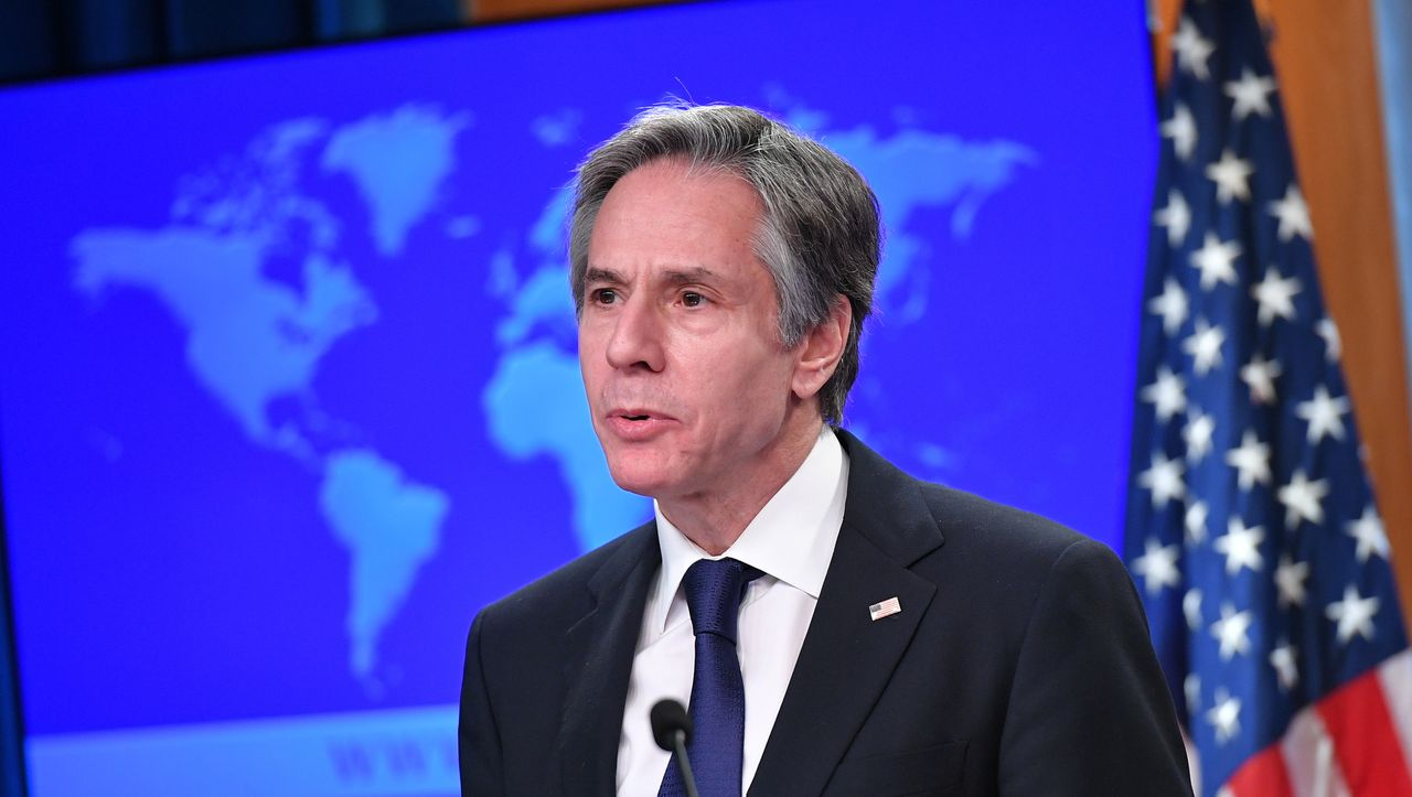 USA: Anthony Blinken calls on Israel to treat Palestinians equally