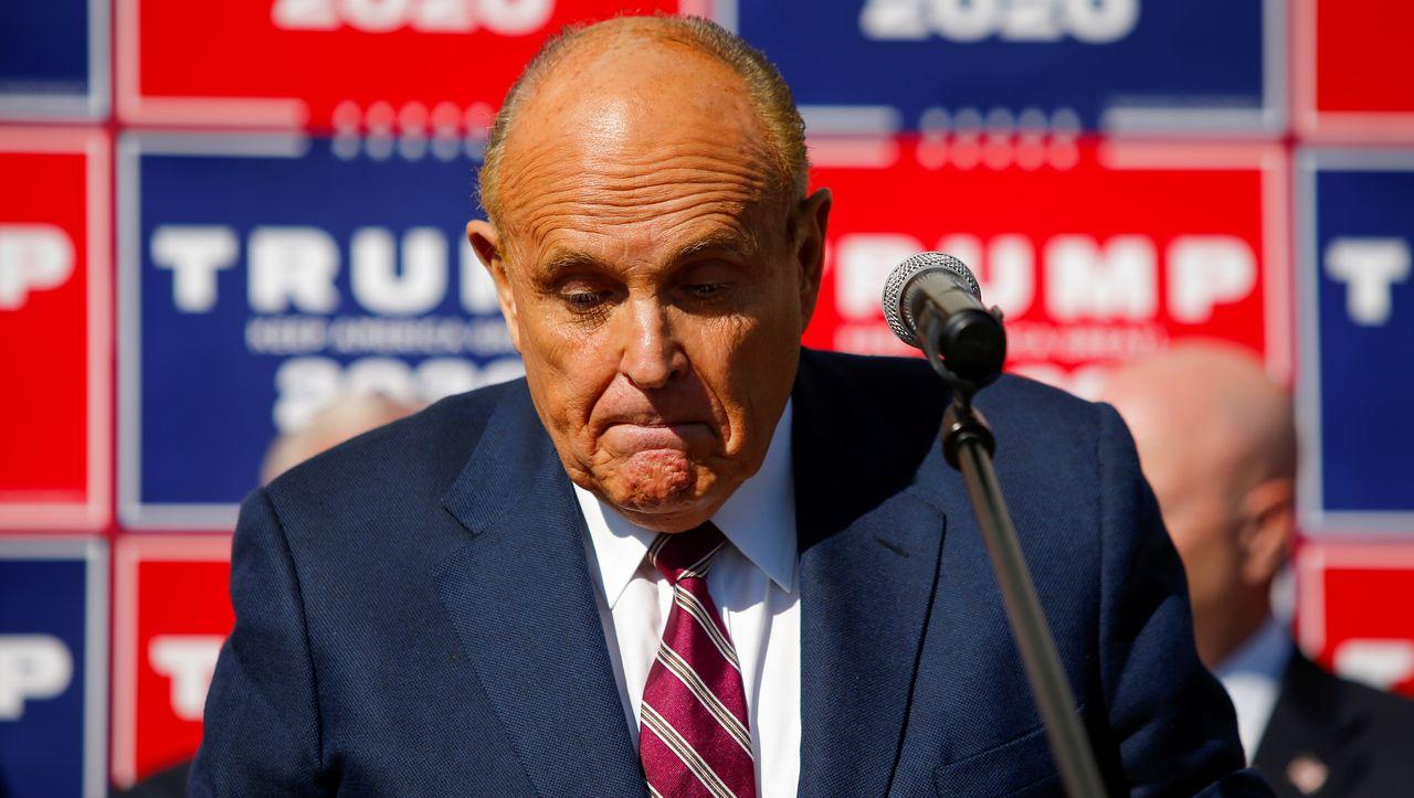 USA: Investigators are looking at Rudy Giuliani's apartment