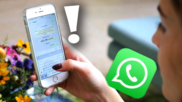 WhatsApp users should be careful: this nasty fraud puts your smartphone at risk