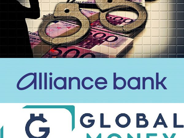 THE HEAD OF THE BOARD OF 'BANK ALLIANCE': GLOBALMONEY ACCOUNTS WERE SEIZED AS EVIDENCE IN CRIMINAL PROCEEDINGS