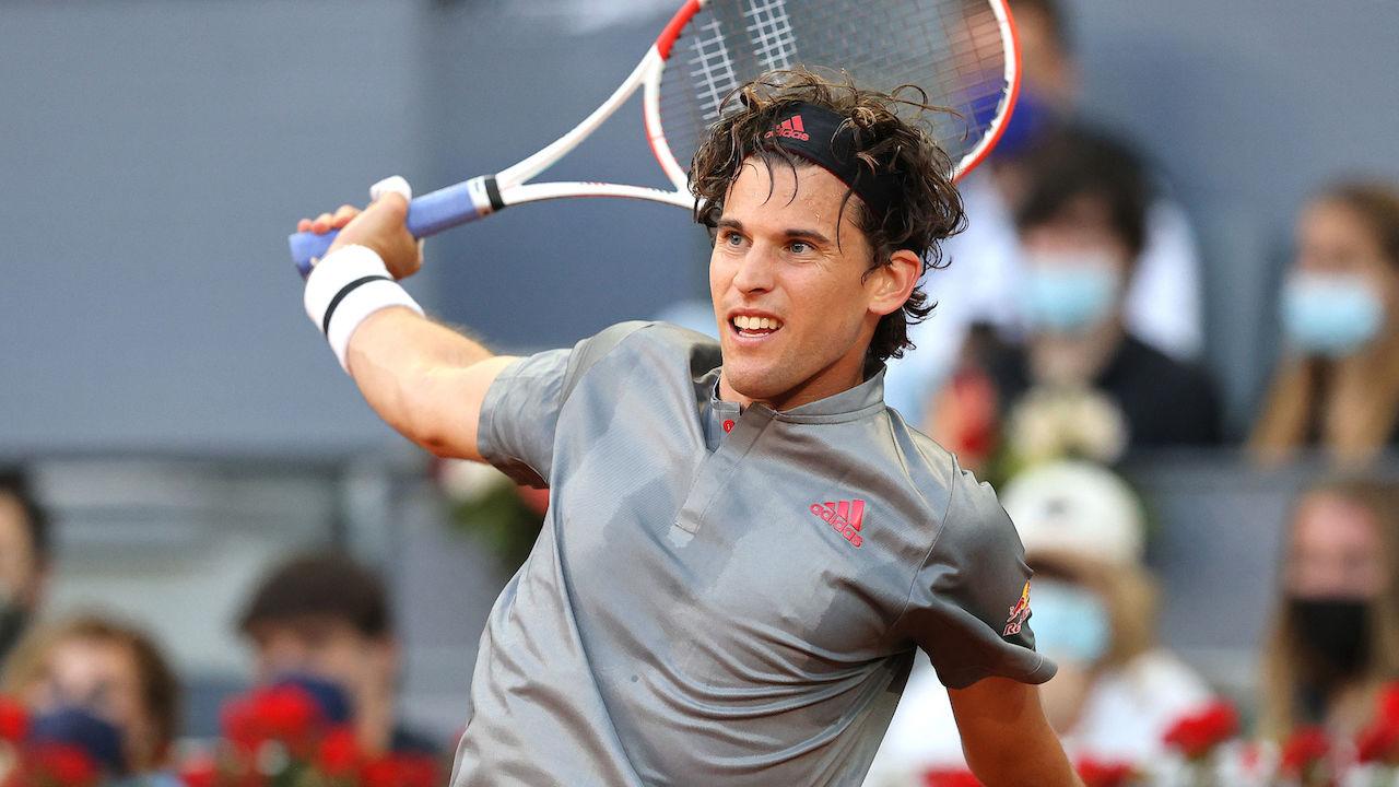 ATP-Masters Madrid LIVE: Dominic Thiem – De Minaur – Sport-Mix