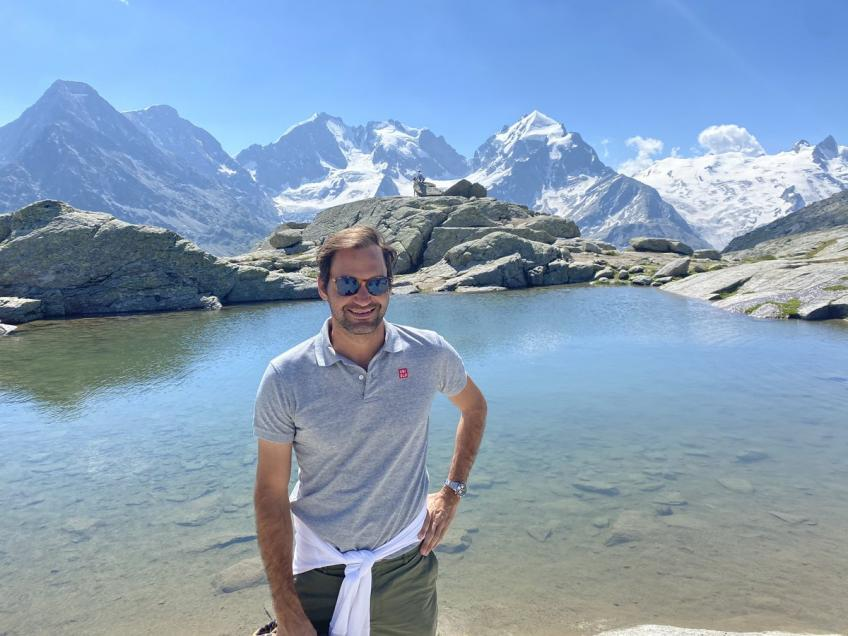 Roger Federer tells you how to plan the perfect trip to Switzerland