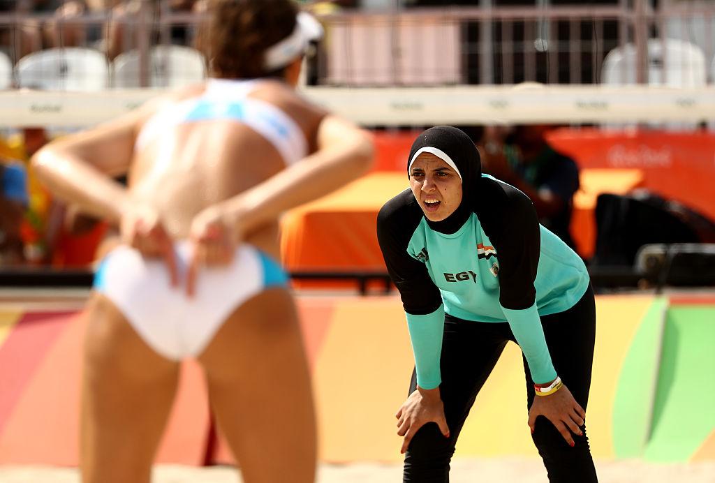 Hijab in sport