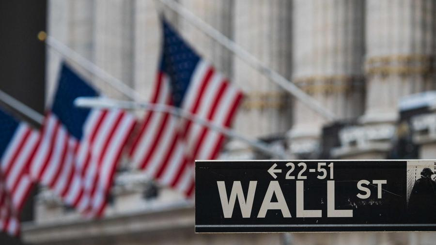 Fear of inflation in the United States floods European stock markets: 230 billion lost in one session