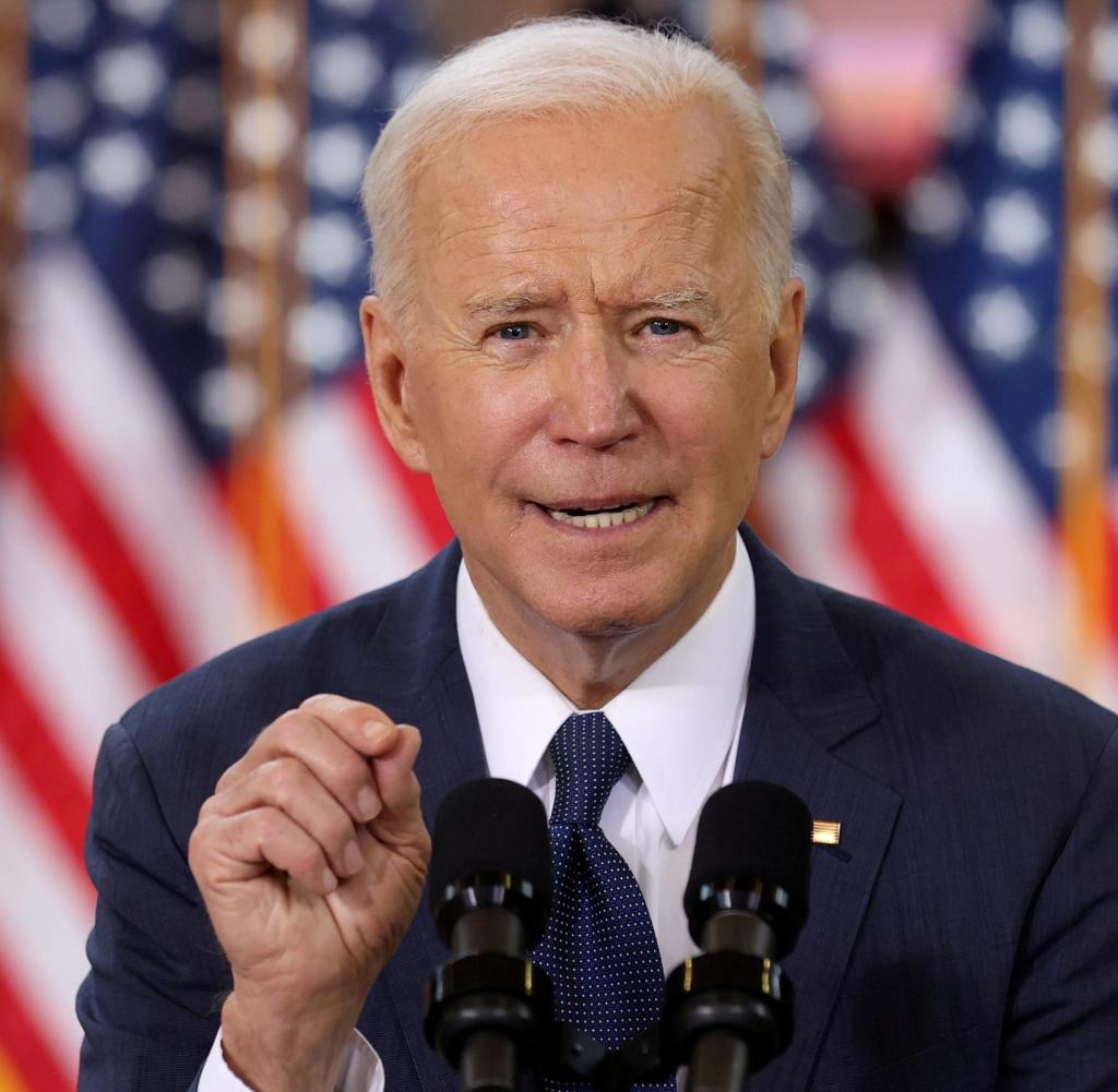 US President Joe Biden is trying to return the United States to its global leadership role