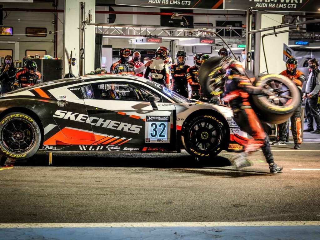 Audi R8 LMS top in Europe and Australia