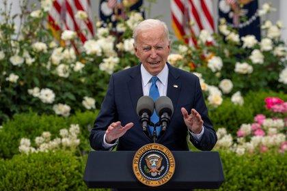 President of the United States, Joe Biden (EFE)