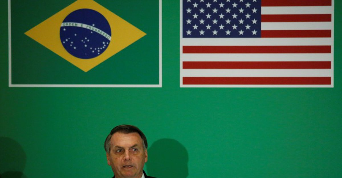 Brazil confirmed its interest in reaching a free trade agreement with the United States