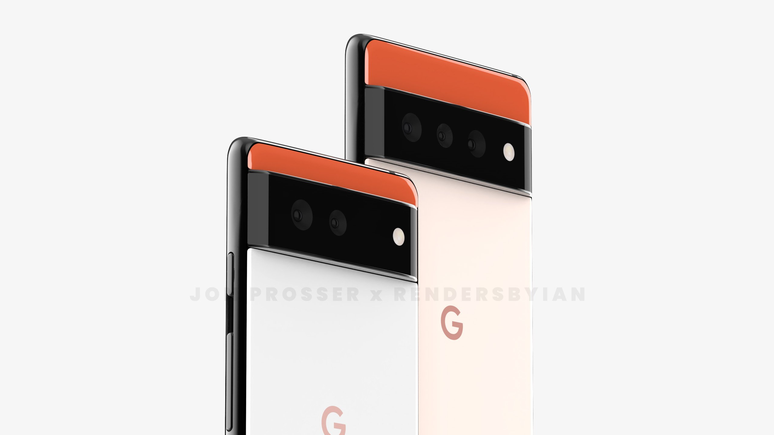What do you think about the design of the Google Pixel 6?