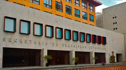 The Mexican Foreign Ministry headed by Marcelo Ebrard sent a diplomatic note to the United States to provide details in this regard (Photo: Courtesy SRE)