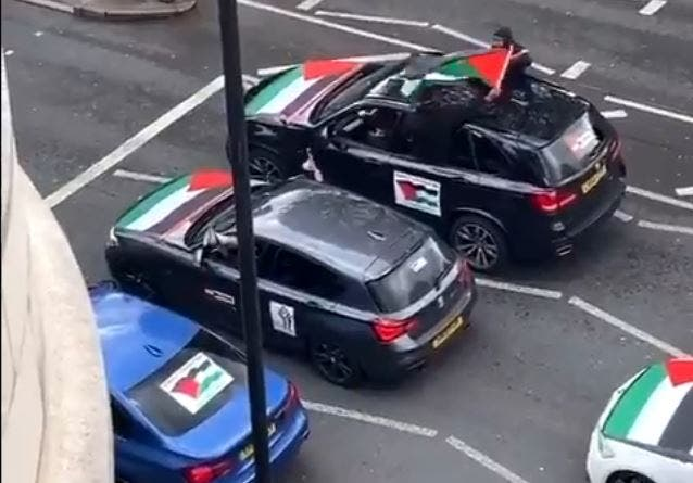 Investigation of anti-Semitic incidents in Britain