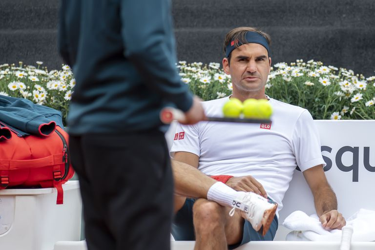 Roger Federer returns to French-speaking Switzerland, where he lived the worst and best years of his life