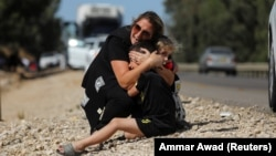 The missile strikes between Israel and the Gaza Strip do not stop (photo gallery)