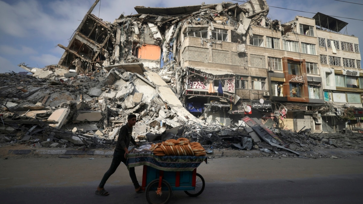 The truce between Israel and Hamas came into effect