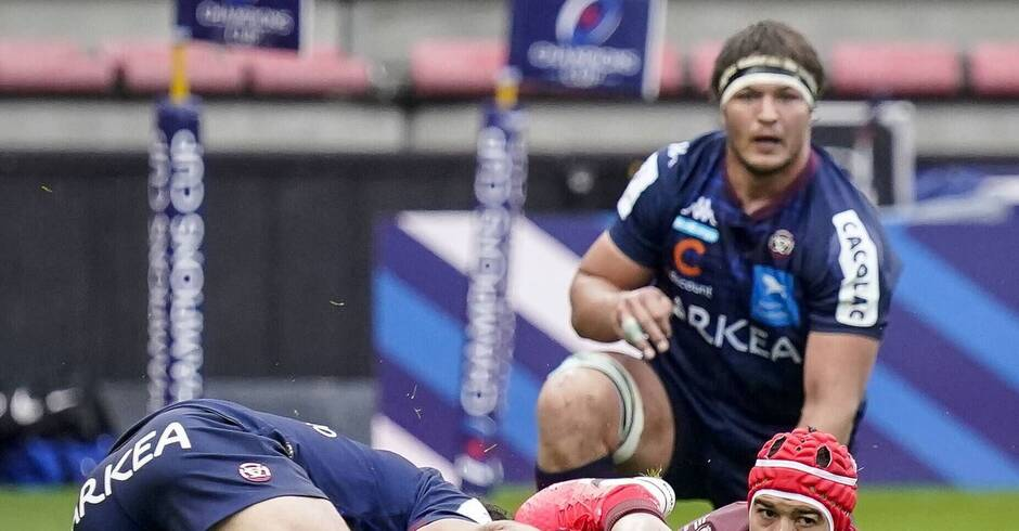 Rugby: Toulouse and La Rochelle will play in the Champions Cup-Rugby Final
