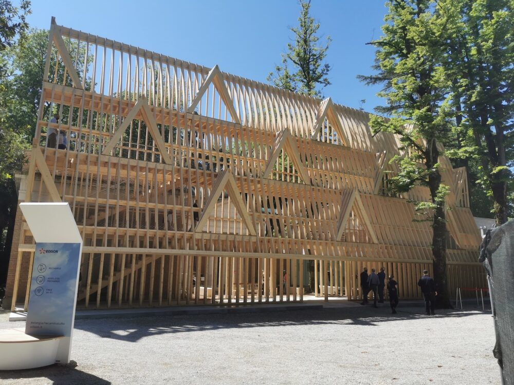 USA Pavilion, 2021 Venice Biennale of Architecture